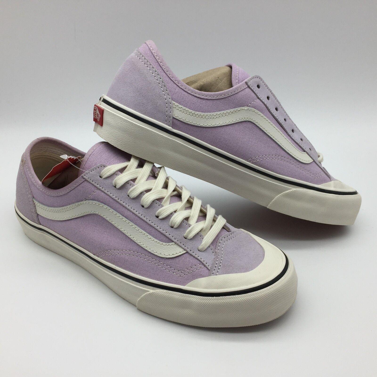 Vans Men's Women's shoes's  Style 36 Decon SF  -- (Salt Wash) Lavender Fog