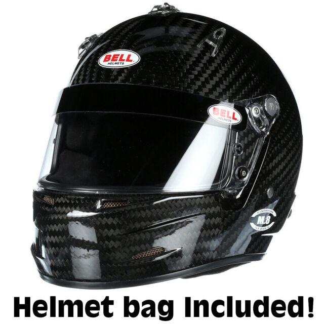 Bell Racing Helmets >> Bell Racing Helmet Model M8 Carbon Size 59 Cm