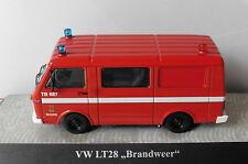 VW VOLKSWAGEN LT28 BUS BRANDWEER WASPIK NL PREMIUM CLASSIXXS 13353 1/43 KOMBI