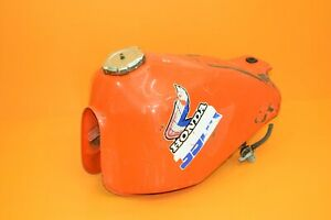 84-85-1985-XL350-XL-350-Fuel-Gas-Tank-Cell-Petrol-Canister-Mount-Petcock-Cover