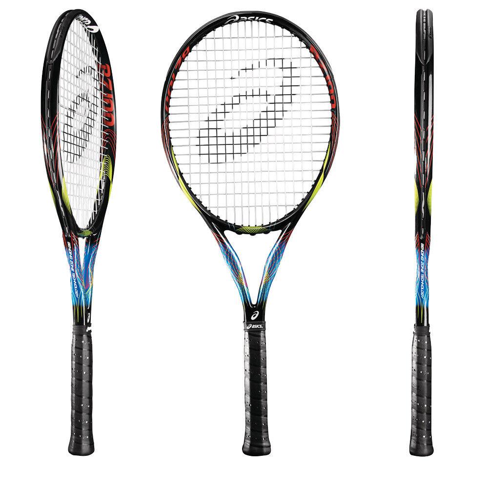 Asics BZ 100 l Tennis Racquet   ON SALE   l L1-L5   NEW   Free USA Shipping