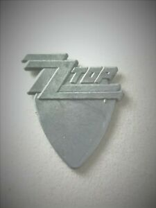 ZZ-TOP-Super-Rare-Collectible-Guitar-Pick-USA-Made-Delrin-Billy-Gibbons