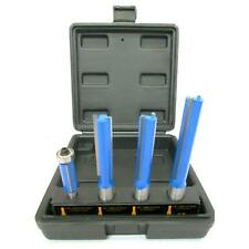 4 Piece Tct Kitchen Router Worktop Bit Set Tools Kit Cutter Laminate Worktop