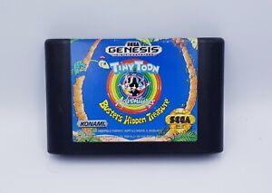 I-FAVOLOSI-TINY-16-Bit-cartuccia-si-adatta-Sega-Genesis-Mega-Drive-gioco-Konami