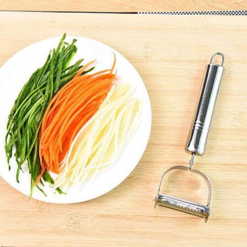 Potato Peeler Stainless Steel Popular Slicer Julienne Cutter Parer Vegetable