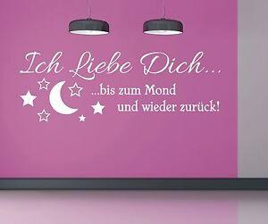 X1320-Wandtattoo-Spruch-Ich-Liebe-Dich-bis-zum-Mond-zurueck-Wandaufkleber-Love