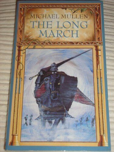 The Long March by Mullen, Michael Paperback Book The Fast Free Shipping