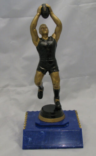 AFL Football Trophy 190mm Engraved FREE