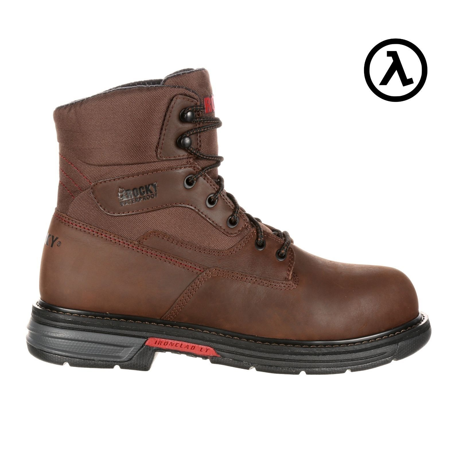 grande sconto ROCKY IRONCLAD IRONCLAD IRONCLAD LT STEEL TOE WATERPROOF WORK stivali RKK0176  ALL DimensioneS - SALE  alta qualità genuina