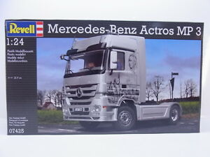interhobby 32723 revell 07425 mercedes benz actros mp3 lkw. Black Bedroom Furniture Sets. Home Design Ideas