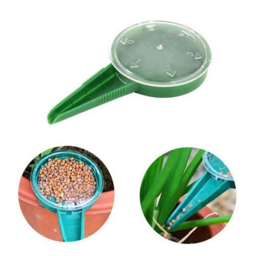 Newest Small Seed Sower Planter Gardening Supplies Hand Held Flower Plant Seeder