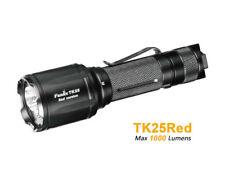 Artikelbild FENIX TK25Red Taschenlampe 1000lm Wasserdicht Schwarz