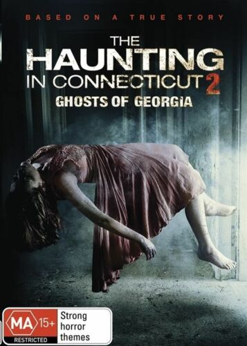 1 of 1 - The Haunting In Connecticut 2 - Ghosts Of Georgia (DVD, 2013)