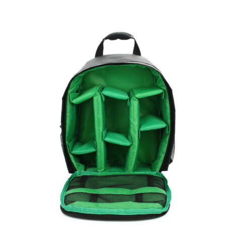 62B1 Camera Backpack Rainproof DSLR Kamera Fototasche Bag für Sony Nikon