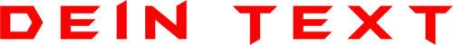 Bügelbild Bügelmotive Dein Name Dein Text 25 cm Flex Folie Basteln & Kreativität