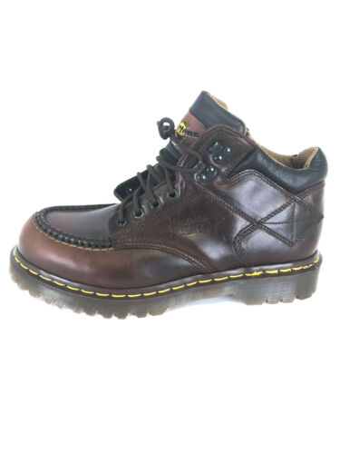 Analine Made Tan 4 Vintage In 100 Martens Eye England Boots Dr Eqw8tWw