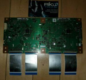 VIZIO-TV-M70-D3-T-CON-BOARD-AND-CABLES-FLEX-RUNTK-0151FV-CPWBX