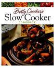Betty Crocker's Slow Cooker Cookbook by Betty Crocker (Hardback, 1999)