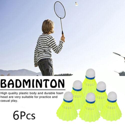 Details about  /6pcs Badminton Ball Shuttlecocks Mavis 350 Volant Badminton Plume D/'oie 20o25