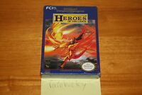 Advanced Dungeons & Dragons: Heroes Of The Lance (nintendo Nes) Sealed Rare