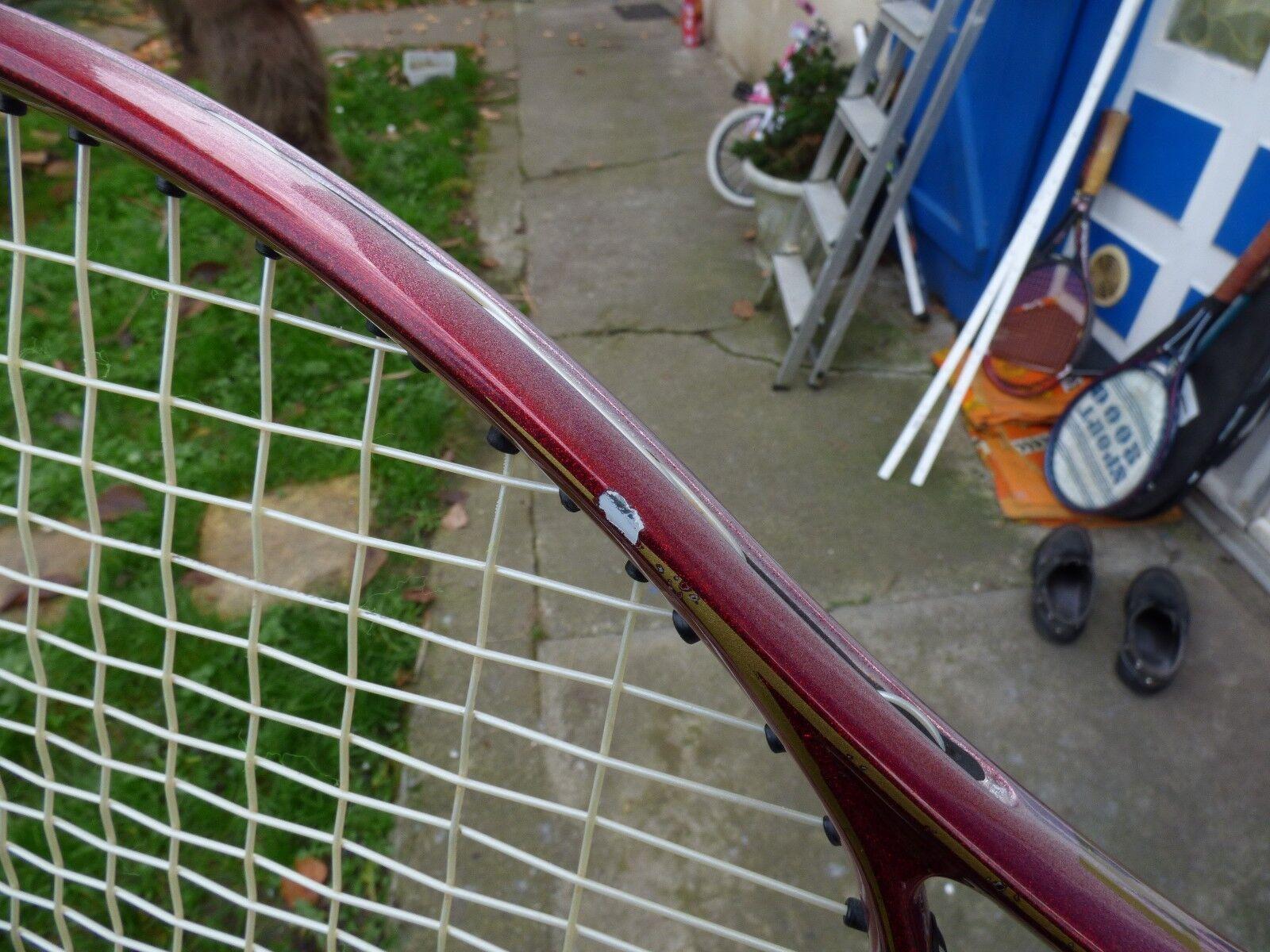 raquette de tennis Sting Wilson Sting tennis 2 grip 4 3/8 13ee0c