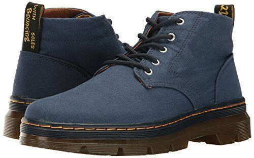 Men's Shoes Dr. Martens Bonny Canvas Boots 22052403 Indigo *New*