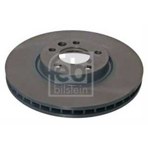 Febi-Bilstein-2x-disques-de-frein-interieure-est-aeree-laque-44015