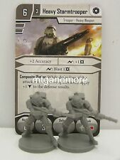 Star Wars Imperial Assault - Heavy Stormtrooper Group