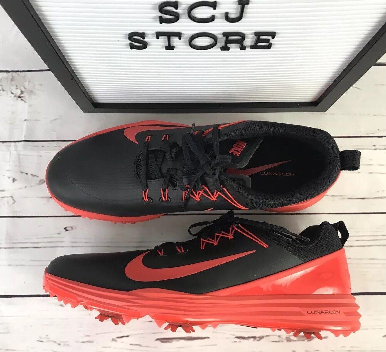 Nike lunar comando oro 2 oro comando Uomo scarpe arancioni nero 849968 - 46 6c3785