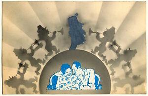 Photo Montage - Photogramme Collage - Tirage argentique d'époque 1930 - - France - Type: Tirage argentique Couleur: Noir et blanc Format (cm): 13,1 x 20,2 Nombre de pices: 1 Période: De 1900 1939 Authenticité: Tirage original - France