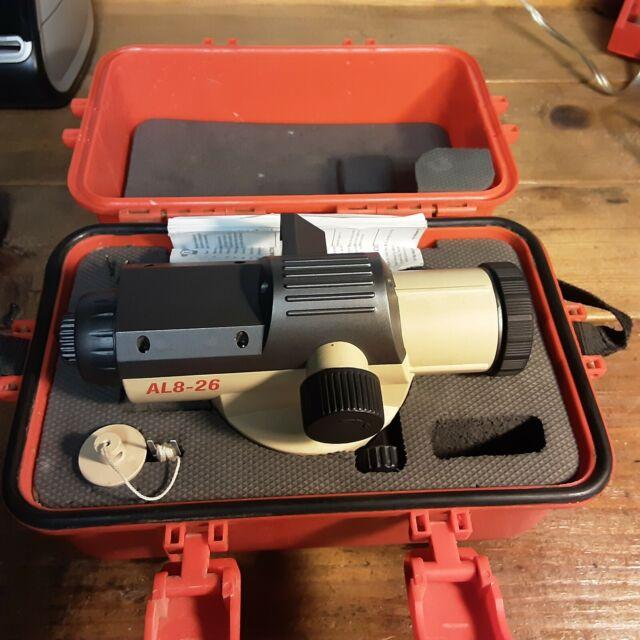 David White AL8-32 32-Power Automatic Optical Level