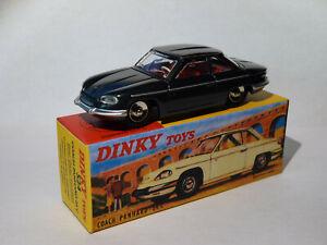 Panhard-coach-coupe-24C-ref-524-au-1-43-de-dinky-toys-atlas