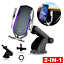 thumbnail 28 - Wireless-Automatic-Clamping-Smart-Sensor-Car-Phone-Holder-and-Fast-Charger-10W