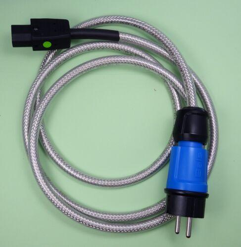 5 mmâ² Cordon c13 0-25 m BALS Bleu 7370 haut de gamme câble d/'alimentation double Lapp 3x2