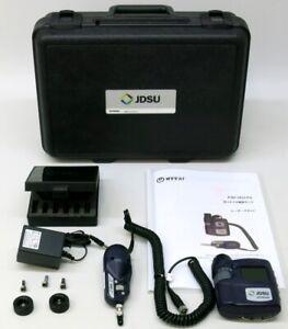 Viavi/JDSU FBP-HD3-PA Optical connector Mirror surface monitor WESTOVER HD3
