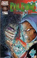 41 mature HORROR comics: LEATHERFACE #1, several EVIL ERNIE