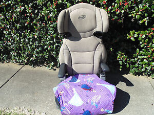Image Is Loading Frozen Disney Booster Seat Cover Not