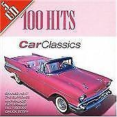 Various-Artists-100-Hits-Car-Classics-CD-Box-Set-2006-Fast-and-FREE-P-amp-P