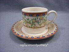 Tesco Lemon Tree cup and saucer