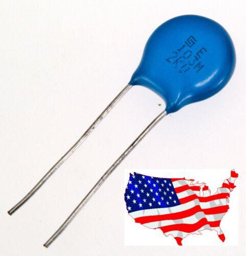 /' 2KV 103 0.01uF From USA Ceramic Capacitor 5 pcs