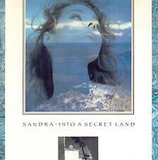 CD - Sandra - Into A Secret Land - A4999