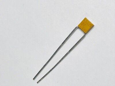 20 KEMET M39014//01-1357 Capacitor .001uF 200V X7R 10/% Radial 5.08mm 125°C