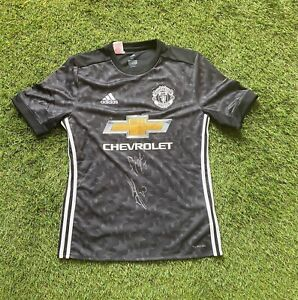 Manchester United Signed Shirt - DALOT & FRED **EXACT PROOF** BNWT