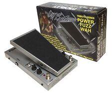 Morley Cliff Burton Tribute Series Power Fuzz Wah Pedal Metallica PFW