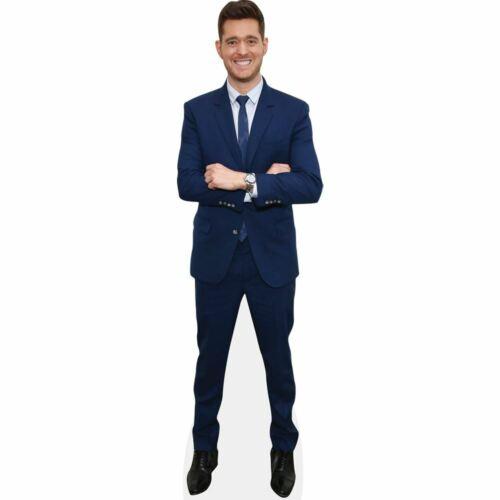 Blue Suit Michael Buble a grandezza naturale