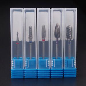 Hot Sculpt Alloy Nail Drill Bits For manicure machine Cheap Cutter ...