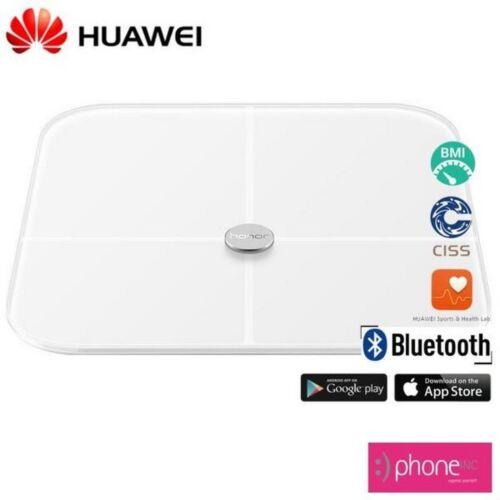 Huawei Bilancia Pesapersone digitale Body Fat Bluetooth Originale AH100 Bianco