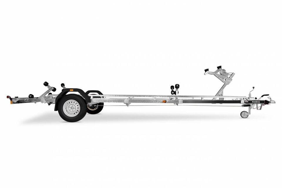 Trailer, Brenderup Brenderup 1800 KG - 22 fod, lastevne