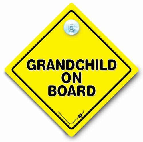 Ventouse Signe Bébé Sur Board Signe Petit-Enfant À Bord Voiture Signe
