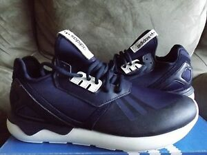 Details about Adidas Original Tubular Runner Men's Sneakers NavyWhite B41273 New with Box
